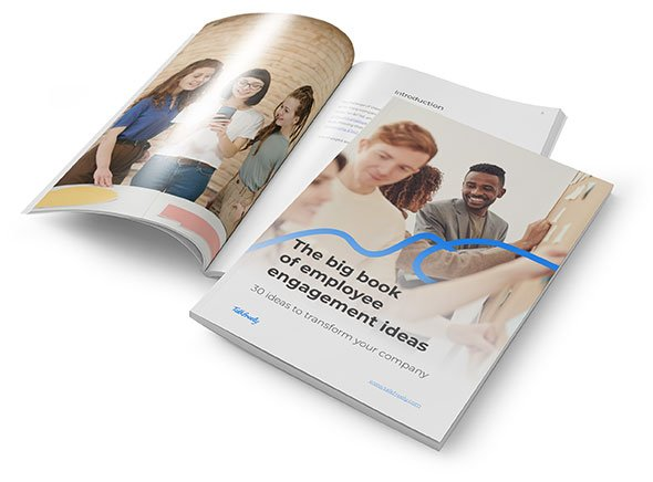 The big book of employee engagement ideas