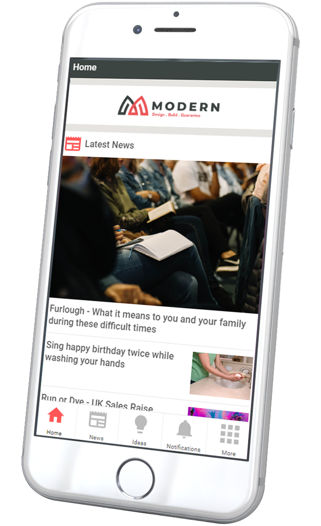 Talkfreely mobile app for furloughed workers
